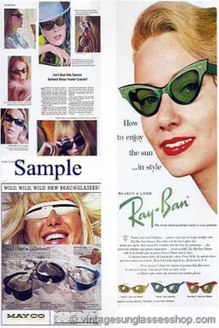 Ray Ban Vintage Srk0