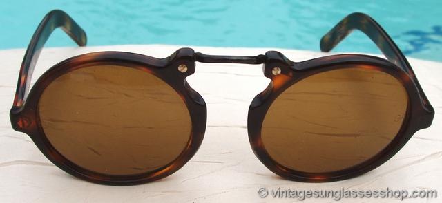 8029c03fcd Giorgio Armani 331 057 Gatsby Tortoise Shell Sunglasses
