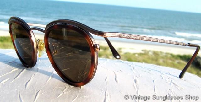 921b29ddde VS892  Vintage Giorgio Armani 632 896 sunglasses have all the unique design  features that you ve come to expect in vintage Armani sunglasses and finer  ...