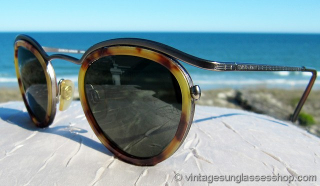 f02380b837f VS2062  Vintage Giorgio Armani 632 897 sunglasses have all the unique  design features that you ve come to expect in vintage Armani sunglasses and  finer ...