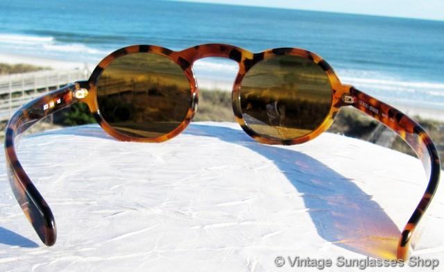 e852cbcda3f1 VS2582: Vintage Giorgio Armani 803 069 sunglasses are arguably the single  rarest frame and lens color combination ever produced by Giorgio Armani, ...