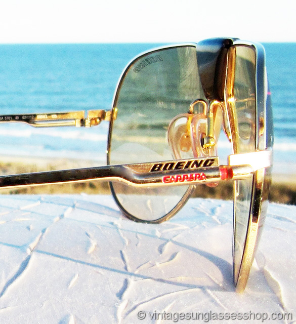 66745305c65ee Carrera Boeing Collection 5701 40 Sunglasses