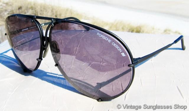 843564b3b6158 Carrera Porsche Design 5621 90 Purple Lens Sunglasses
