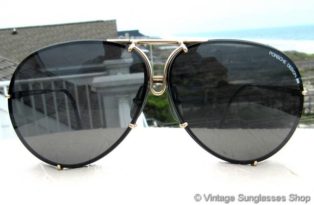 d4e0ee0743dc Carrera Porsche Design 5621 91 Black and Gold Tricolor Sunglasses