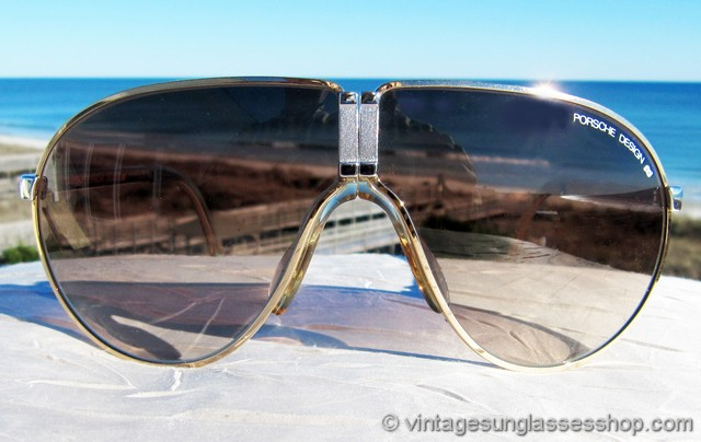 432b35244d1 VS2556  Vintage Carrera Porsche Design 5622 42 folding sunglasses are a low  production variation of iconic Carrera Porsche Design 5622 sunglasses
