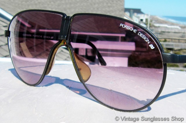 c15bcfce94495 Carrera Porsche Design 5622 Rose Gradient Folding Sunglasses