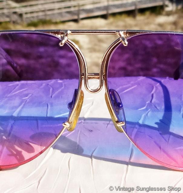 93ab9a05a26b Carrera Porsche Design 5623 46 Tricolor Lens Sunglasses