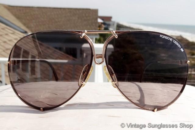 Vintage Carrera And Carrera Porsche Design Sunglasses