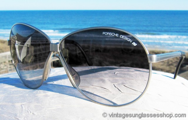 3f777a1fe704 VS2259  Vintage Carrera Porsche Design 5626 folding sunglasses are a rare  color and lens color variation in the iconic Porsche Carrera 5626 line of  folding ...