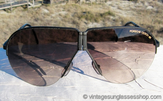 b3239b76275 VS2260  Vintage Carrera Porsche Design 5628 90 folding sunglasses are an  engineering marvel of the late 1980s and very early 1990s