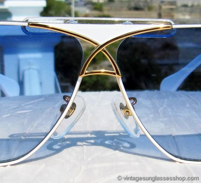 effb20b8e84 Cazal 955 322 Blue Gradient Sunglasses