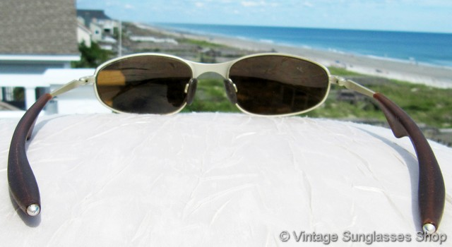 fa84d7eb5c VS2478  Vintage Oakley A Wire sunglasses are the second generation of this  modern sunglasses icon c late 1990s