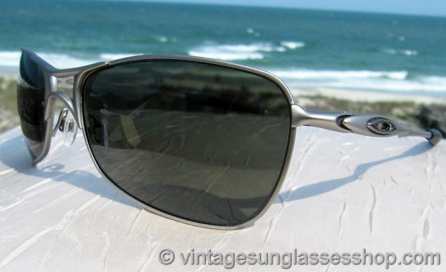 Oakley Crosshair Silver