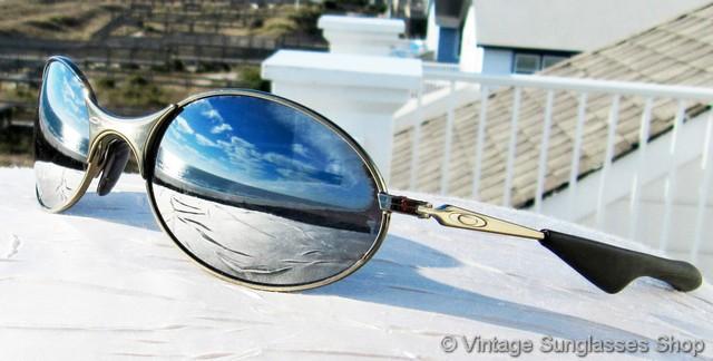 Oakley Titanium Sunglasses Ajx3