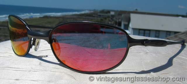 oakley sunglasses near me  oakley e wire 2.1 red iridium sunglasses_12