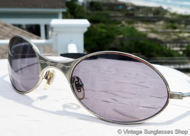 5b047aacca Oakley E Wire Titanium Sunglasses « Heritage Malta