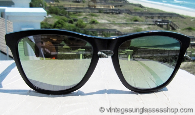 oakley frogskins polarized iridium