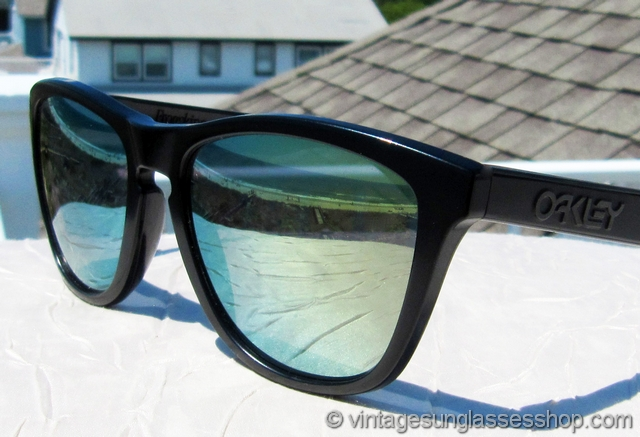 are oakley frogskins polarized ojby  photo 8