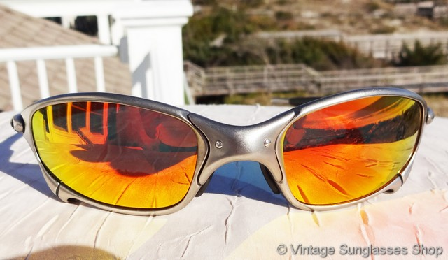 Oakley Juliet Plasma Ruby Iridium « Heritage Malta 98a8376ceed