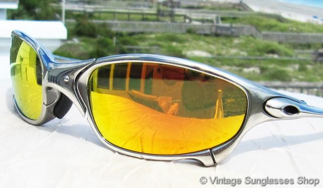 10ade713ca Oakley Juliet Fire Iridium Polarized Replacement Lenses « Heritage Malta