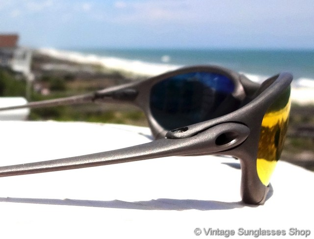 118b08ae9 Oakley Juliet Sunglasses X Metal / Ruby Iridium | City of Kenmore ...