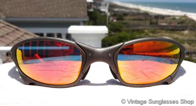 a5f8ec421 óculos oakley juliet x metal ruby iridium 24-125