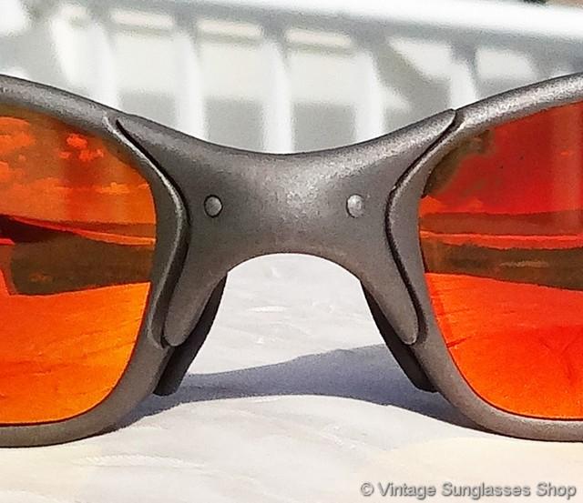 5fd98c43ae Oakley Juliet X Metal Ruby Iridium Sunglasses