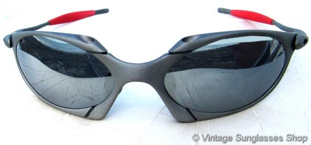 6e2dac37d0 Oakley Romeo Michael Jordan Black Iridium Sunglasses