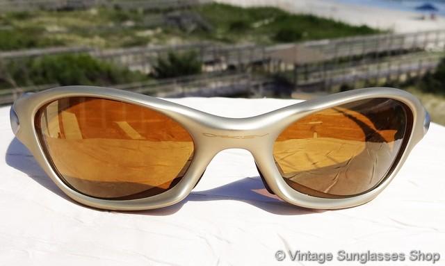 17d51fdbb1 Oakley Valve Gold Iridium Sunglasses