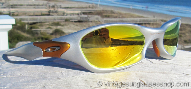 Oakley Fire Iridium Lenses