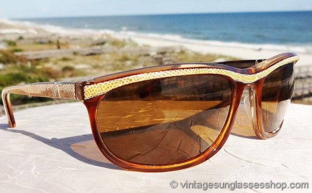 f2c56d12c12 VS3071  Vintage Persol 58230 Patent sunglasses are one of the most eye  catching styles ever produced by Persol