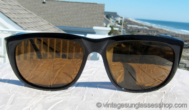 6763c15f81ead Persol 58244 Black Sunglasses