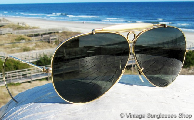 5301c00722 Ray Ban Shooter Vintage Sunglasses | www.tapdance.org