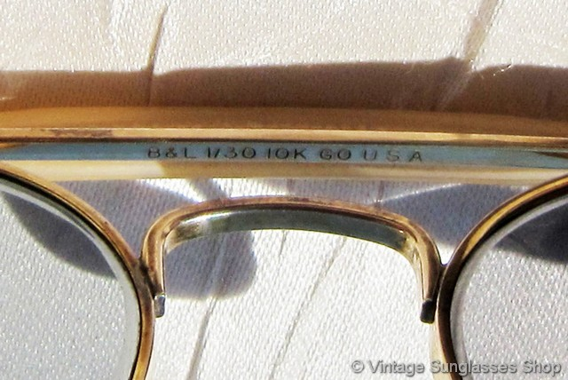 9c781a4b2a Ray-Ban 10k GF PhotoSun Changeables Sunglasses