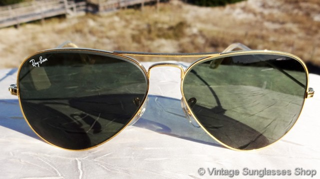 Vintage Ray Ban Sunglasses For Men And Women