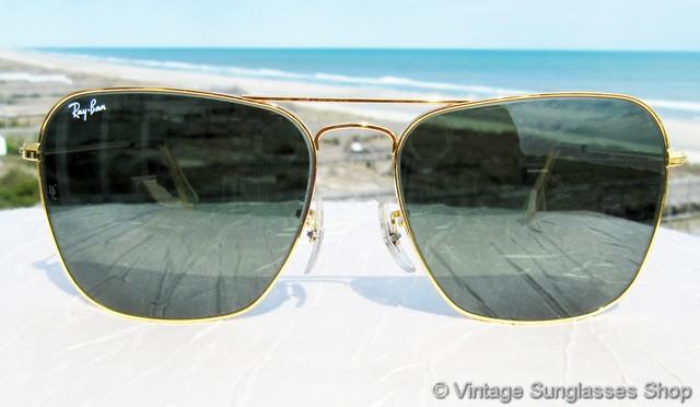bfe45783cc Ray-Ban L0227 Caravan Sunglasses