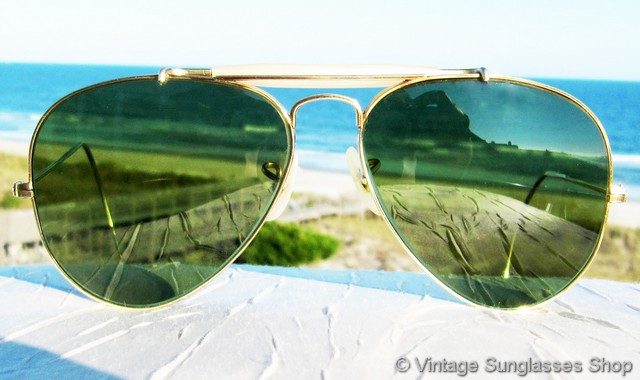 classic ray ban aviator sunglasses  Vintage Ray-Ban Sunglasses For Men and Women - Page 5