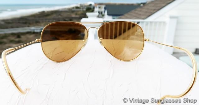 Ray Ban 62mm Ambermatic Shooter Sunglasses