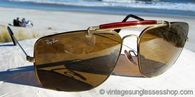 Ray Ban Tortuga Caravan Sunglasses