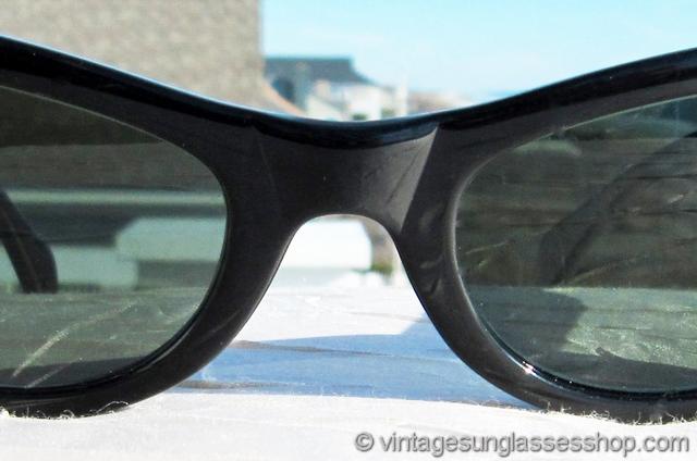 d3d0d62e693 Ray-Ban Black Alita Sunglasses
