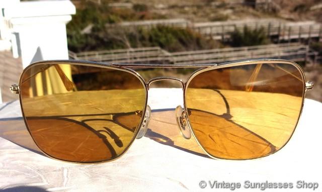 883ae5310a Ray-Ban Ambermatic Caravan Sunglasses