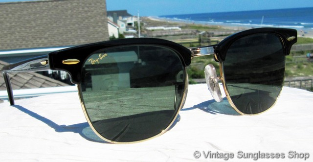 Ray Ban Clubmaster Spectacles