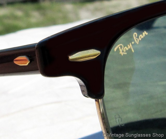 ray ban clubmaster vintage  Ray-Ban W0365 Clubmaster Sunglasses