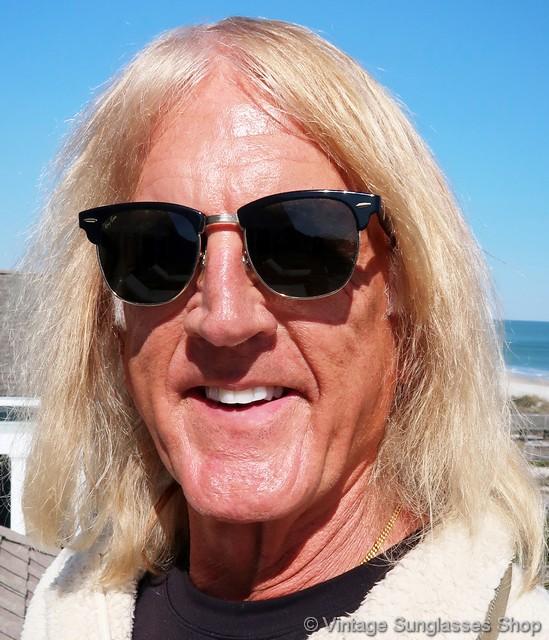 Ray Ban W0365 Clubmaster Sunglasses Jack nicholson says he 'warned' heath ledger. ray ban w0365 clubmaster sunglasses