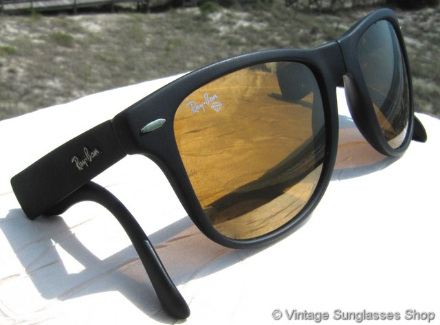 ray ban folding wayfarer 7nq3  photo 9
