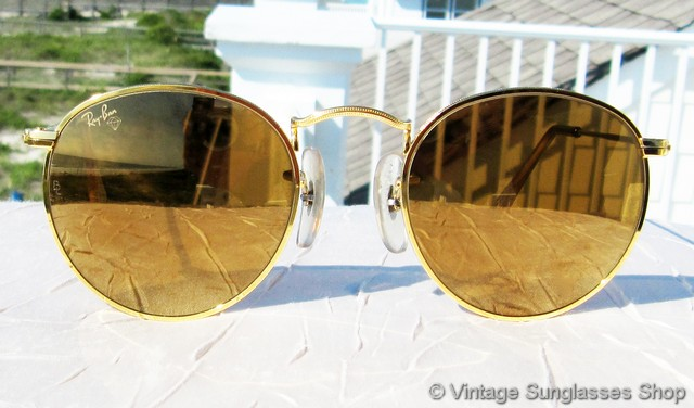 safety / blinders - Vintage and Retro Sunglasses 70s