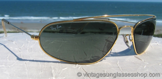 ray ban aviator wrap sunglasses