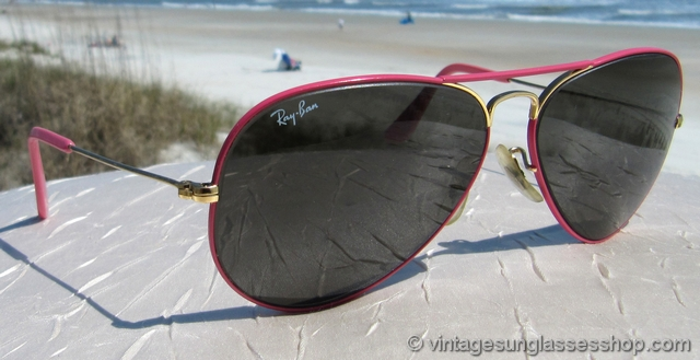 Vintage Ray Ban Sunglasses For Men And Women Page 7