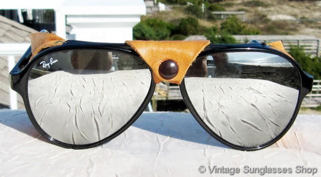 883243584e Ray-Ban L1601 Arctic CATS 8000 G-31 Mirrored Glacier Glasses