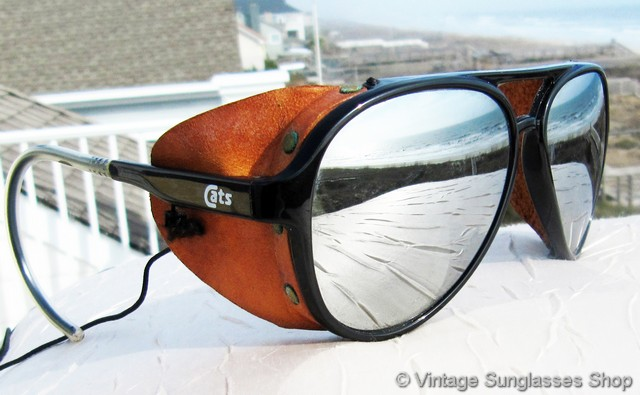 Ray Ban Glacier Glasses